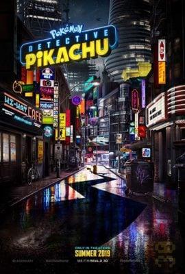 دانلود فیلم پوکمون Pokemon Detective Pikachu 2019