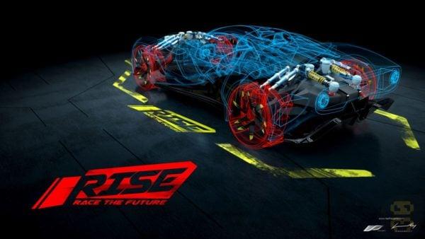 دانلود بازی کامپیوتر Rise Race The Future + کرک