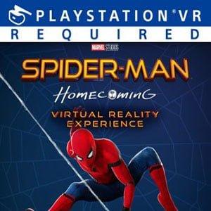 دانلود نسخه هک شده بازی Spider Man Homecoming VR برای PS4