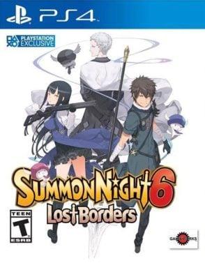 دانلود نسخه هک شده بازی Summon Night 6: Lost Borders برای PS4