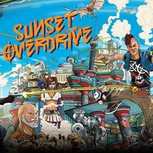 دانلود بازی Sunset Overdrive برای کامپیوتر + کرک
