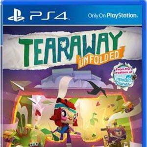 دانلود نسخه هک شده بازی Tearaway Unfolded برای PS4