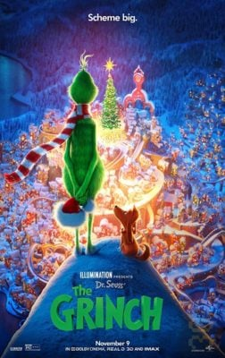 دانلود انیمیشن The Grinch 2018 با لینک مستقیم + زیرنویس فارسی + 4K