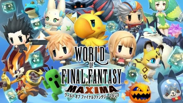 دانلود بازی کامپیوتر WORLD OF FINAL FANTASY MAXIMA + کرک