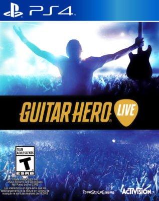 دانلود نسخه هک شده بازی Guitar Hero Live برای PS4