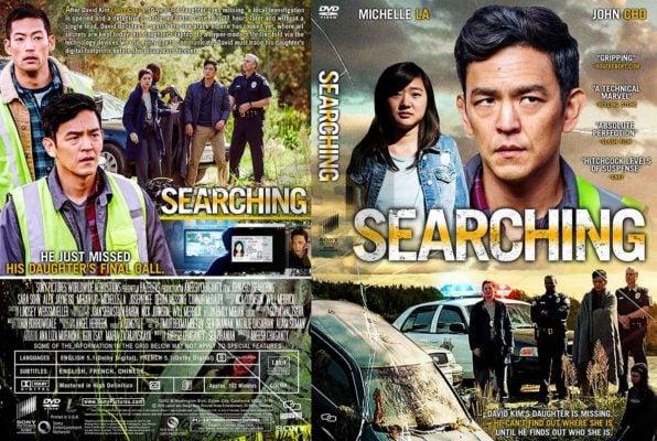 دانلود رایگان فیلم Searching 2018 + زیرنویس فارسی