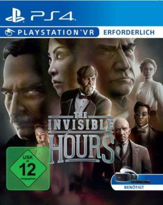 دانلود نسخه هک شده بازی The Invisible Hours به بالا برای PS4