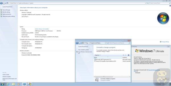 دانلود ویندوز سون - Windows 7 2020 + کرک