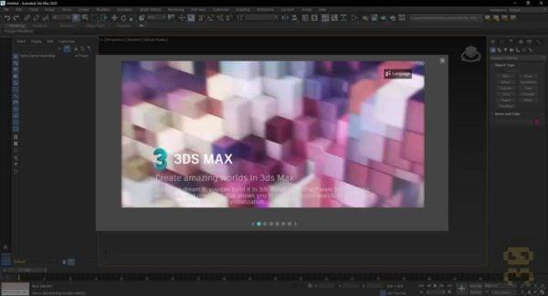دانلود Autodesk 3ds Max 2020 x64 - جدیدترین نسخه تری دی مکس