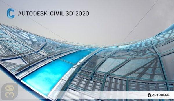 دانلود نسخه جدید Autodesk Civil 3D 2020 + کرک