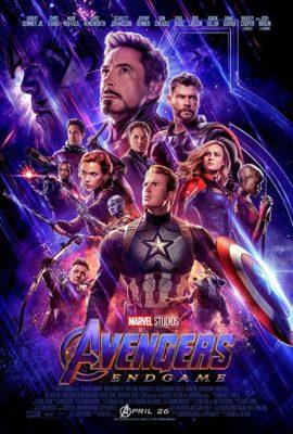 دانلود فیلم Avengers Endgame 2019 با زیرنویس فارسی + 4K