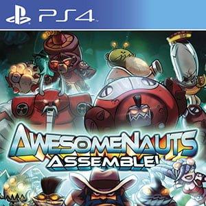 دانلود نسخه هک شده بازی Awesomenauts برای PS4