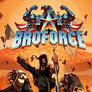 دانلود نسخه هک شده بازی Broforce برای PS4