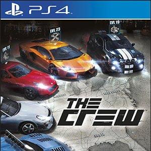 دانلود بازی The Crew برای PS4 + نسخه هک شده
