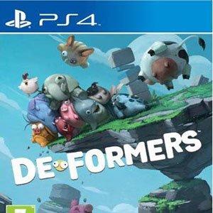 دانلود نسخه هک شده بازی Deformers برای PS4