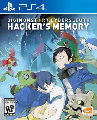 دانلود نسخه هک شده بازی Digimon Story Cyber Sleuth Hackers Memory برای PS4