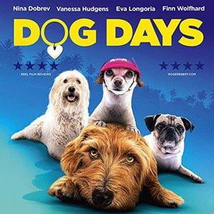 دانلود فیلم Dog Days 2018 با لینک مستقیم + زیرنویس فارسی