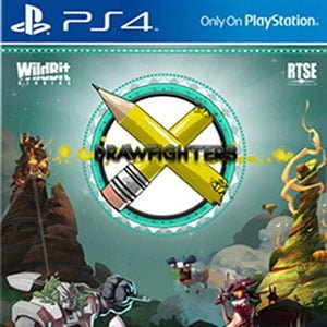 دانلود نسخه هک شده بازی Drawfighters برای PS4