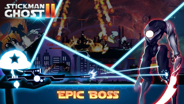 دانلود Stickman Ghost 2: Star Wars v6.5 - بازی Stickman  اندروید