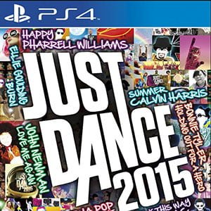 دانلود نسخه هک شده بازی Just Dance 2015 برای PS4