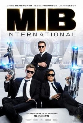 دانلود فیلم Men in Black International 2019 با زیرنویس فارسی + 4K