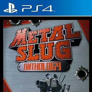 دانلود نسخه هک شده بازی Metal Slug Anthology برای PS4