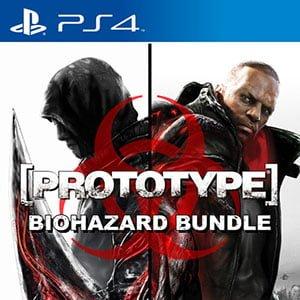 دانلود نسخه هک شده بازی Prototype Biohazard Bundle برای PS4