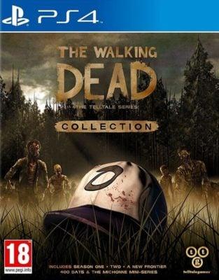 دانلود نسخه هک شده بازی The Walking Dead Collection برای PS4