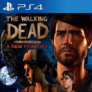 دانلود نسخه هک شده بازی The Walking Dead A New Frontier برای PS4