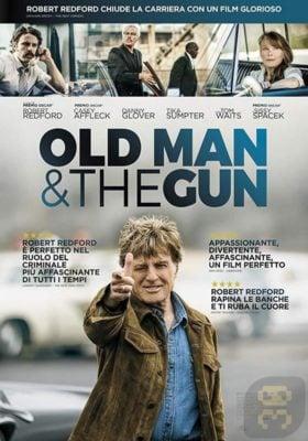 دانلود فیلم The Old Man & the Gun 2018 با لینک مستقیم + زیرنویس فارسی