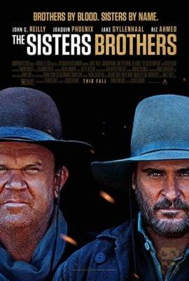دانلود فیلم The Sisters Brothers 2018 + زیرنویس فارسی