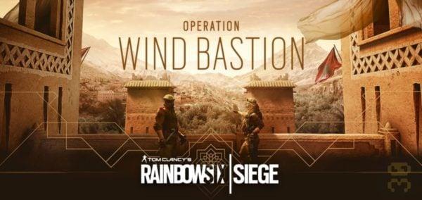 دانلود بازی Tom Clancys Rainbow Six Siege Operation Wind Bastion برای کامپیوتر