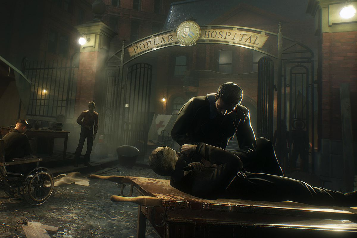 Vampyr Games For PS4