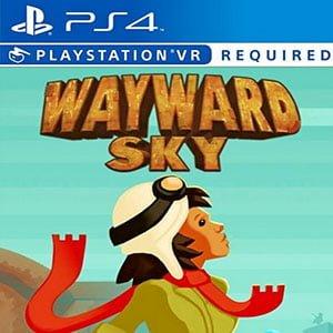 دانلود نسخه هک شده بازی Wayward Sky VR برای PS4