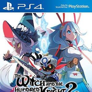 دانلود نسخه هک شده بازی The Witch and the Hundred Knight 2 برای PS4