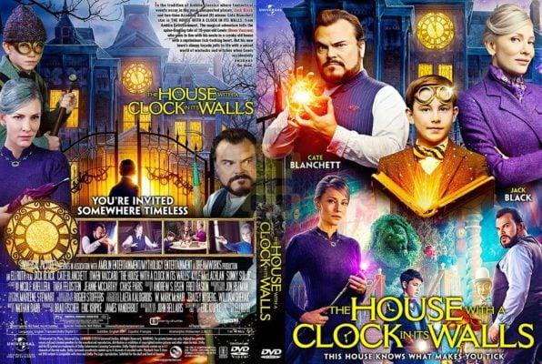 دانلود رایگان فیلم The House with a Clock in Its Walls + زیرنویس فارسی