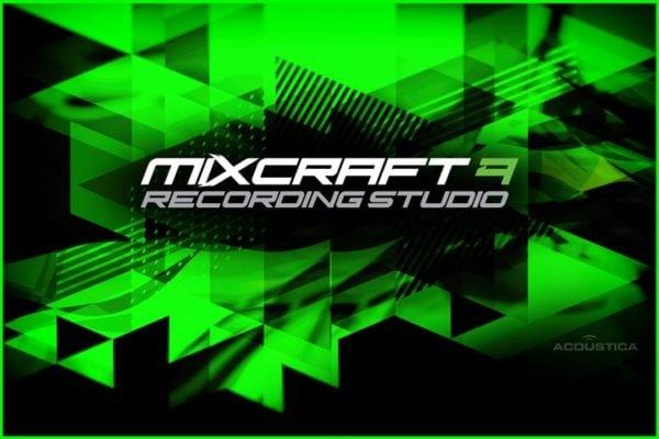 دانلود Acoustica Mixcraft Pro Studio 9.0 Build 447   – آهنگسازی حرفه ایی