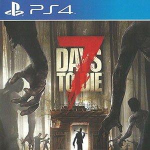 دانلود نسخه هک شده بازی 7Days To Die برای PS4