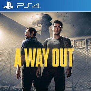 دانلود نسخه هک شده بازی A Way Out برای PS4