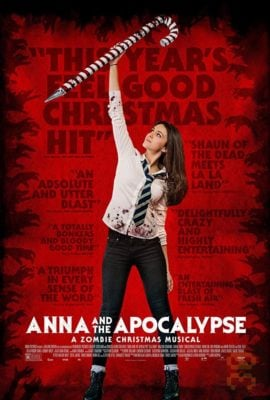 دانلود فیلم Anna and the Apocalypse 2018 با لینک مستقیم