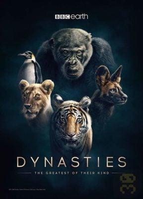 دانلود مستند Dynasties 2018 - سلسله + زیرنویس فارسی