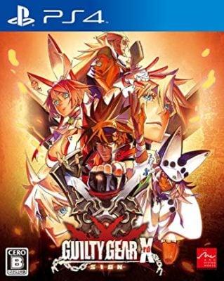 دانلود نسخه هک شده بازی GUILTY GEAR Xrd SIGN برای PS4