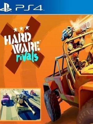 دانلود نسخه هک شده بازی Hardware Rivals برای PS4