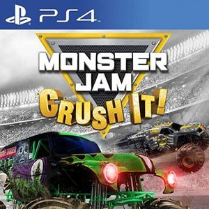 دانلود نسخه هک شده بازی Monster Jam Crush It برای PS4