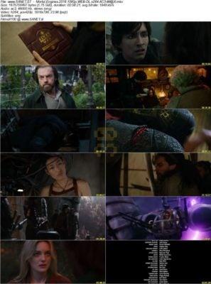 دانلود فیلم Mortal Engines 2018 با لینک مستقیم + زیرنویس فارسی