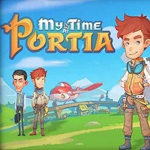 دانلود بازی My Time At Portia برای کامپیوتر