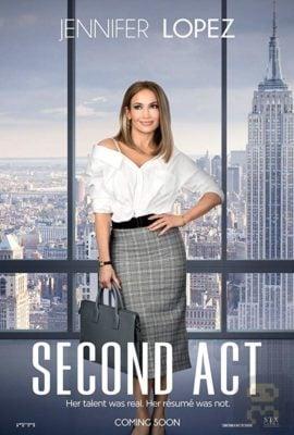 دانلود فیلم Second Act 2018 با لینک مستقیم + زیرنویس فارسی