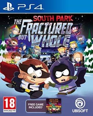 دانلود نسخه هک شده بازی South Park: The Fractured But Whole برای PS4