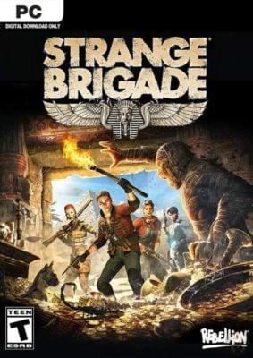 دانلود بازی Strange Brigade برای کامپیوتر
