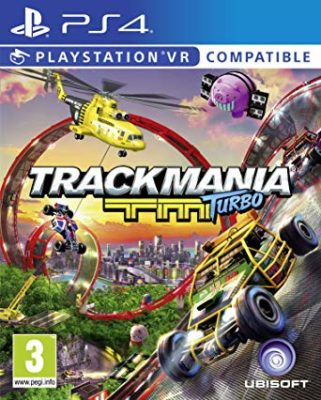 دانلود نسخه هک شده بازی Trackmania Turbo برای PS4